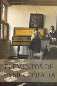 ELEMENTOS DE MUSICOTERAPIA: portada