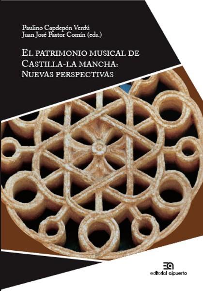 El patrimonio musical de Castilla-La Mancha: portada