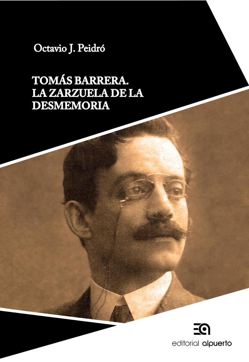 Tomás Barrera: portada