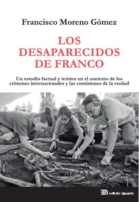 Los desaparecidos de Franco: portada
