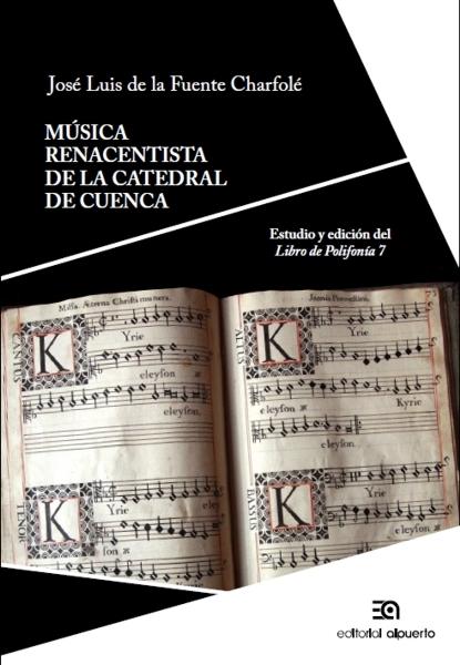 Música renacentista de la Catedral de Cuenca: portada