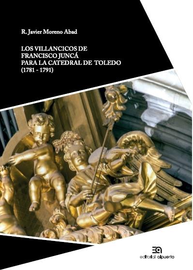 Los villancicos de Francisco Juncá: portada