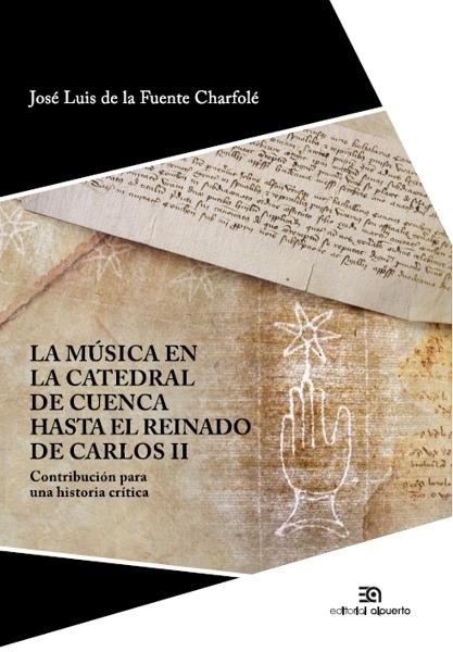 La música en la Catedral de Cuenca hasta Carlos II: portada