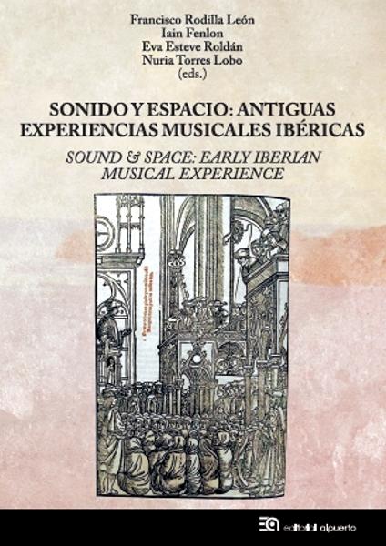 SONIDO Y ESPACIO: portada