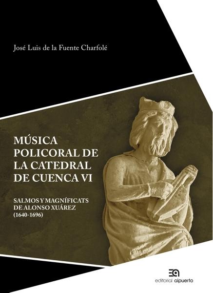 Música policoral de la catedral de Cuenca VI: portada