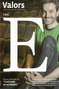 REVISTA VALORS Nº103 ABRIL 2013: portada