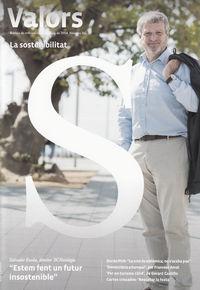 REVISTA VALORS Nº115 MAIG 2014: portada