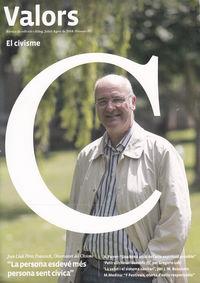 REVISTA VALORS Nº117 JULIOL - AGOST 2014: portada