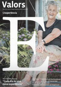 REVISTA VALORS Nº119 OCTUBRE 2014: portada