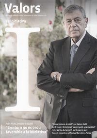 REVISTA VALORS Nº120 NOVEMBRE 2014: portada