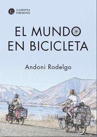 El Mundo en Bicicleta: portada