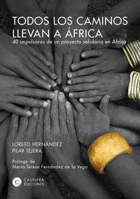 TODOS LOS CAMINOS LLEVAN A ÁFRICA (Best Women's issues book): portada