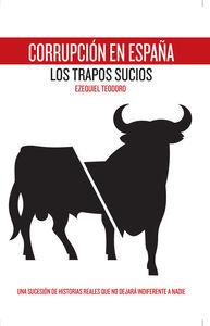 CORRUPCIÓN EN ESPAÑA: portada