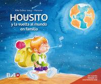 Housito y la vuelta al mundo en familia: portada
