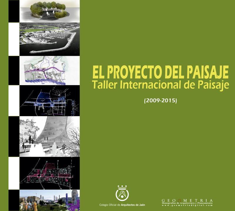 El Proyecto del Paisaje: portada