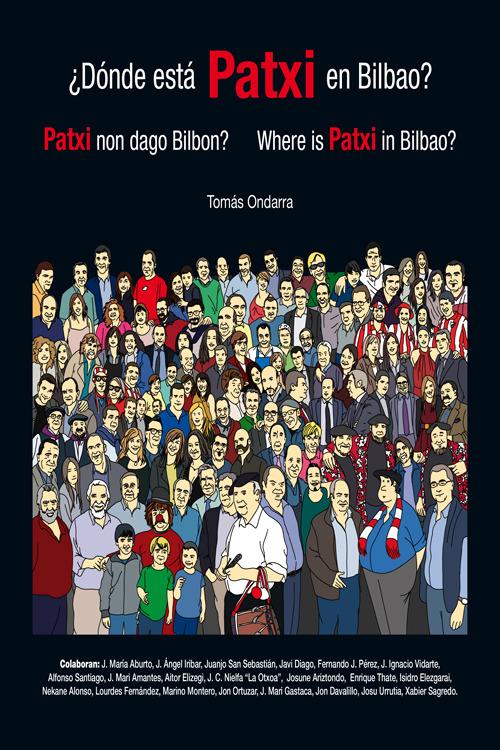 ¿Dónde está Patxi en Bilbao?: portada