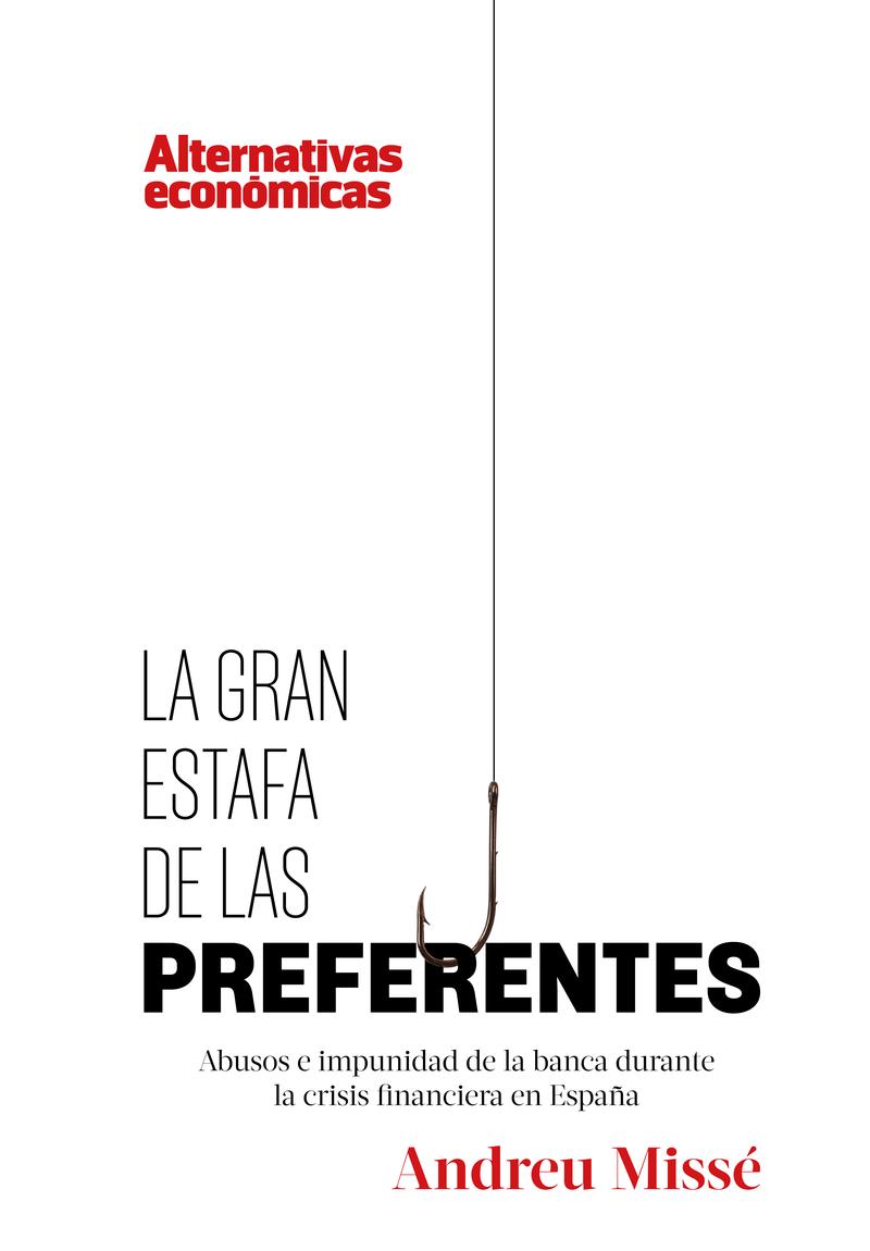 LA GRAN ESTAFA DE LAS PREFERENTES: portada