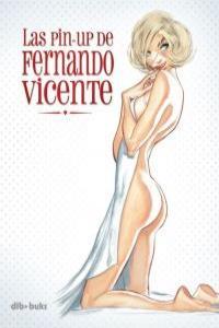 LAS PIN-UP DE FERNANDO VICENTE: portada