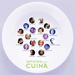 ARTISTES A LA CUINA: portada