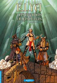 ELYA LAS BRUMAS DE ASCELTIS - 1: portada