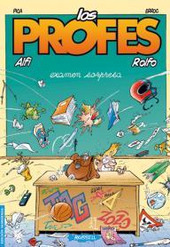 LOS PROFES: portada