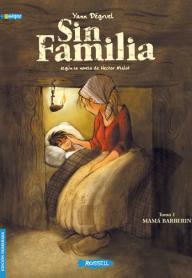 REMI SIN FAMILIA: portada