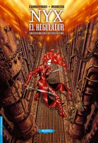 NYX, EL REGULADOR 2: portada