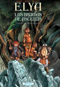 ELYA LAS BRUMAS DE ASCELTIS - 2: portada