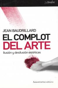 EL COMPLOT DEL ARTE: portada