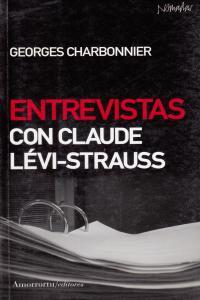 ENTREVISTAS CON CLAUDE LéVI-STRAUSS: portada