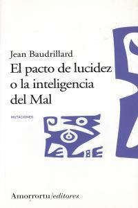 EL PACTO DE LUCIDEZ O LA INTELIGENCIA DEL MAL: portada