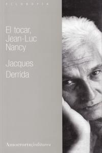EL TOCAR, JEAN LUC-NANCY: portada
