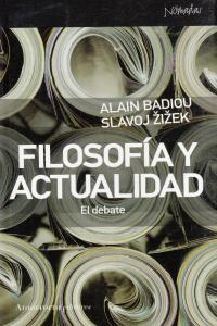 FILOSOFíA Y ACTUALIDAD: portada