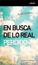 EN BUSCA DE LO REAL PERDIDO: portada