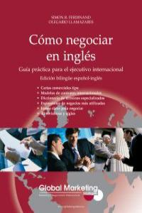 Cómo negociar en inglés: portada