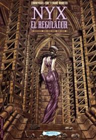 NYX, EL REGULADOR 3: portada