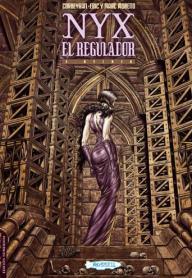NYX, EL REGULADOR 3: portada