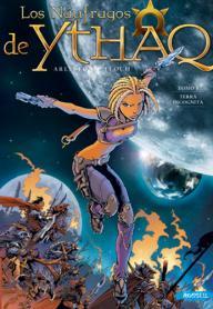 LOS NÁUFRAGOS DE YTHAQ 1: portada