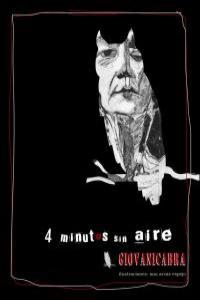 4 MINUTOS SIN AIRE: portada