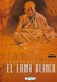 EL LAMA BLANCO: portada