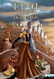 ELYA LAS BRUMAS DE ASCELTIS - 3: portada