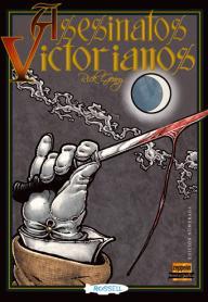 ASESINATOS VICTORIANOS: portada