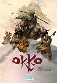 OKKO - 3: portada