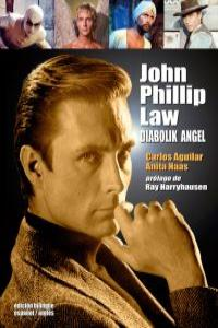 JOHN PHILLIP LAW DIABOLIK ANGEL: portada
