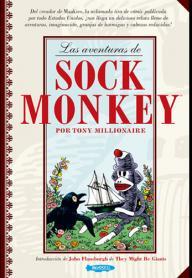 SOCK MONKEY: portada