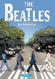 THE BEATLES - SU HISTORIA: portada