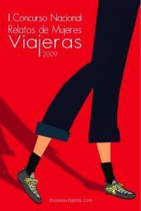 I CONCURSO NACIONAL RELATOS DE MUJERES VIAJERAS 2009: portada