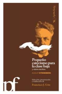 PEQUEÑO CATECISMO PARA LA CLASE BAJA: portada