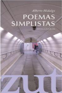Poemas simplistas: portada