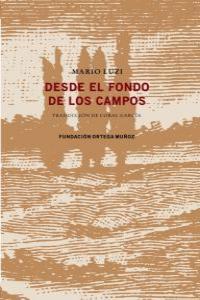DESDE EL FONDO DE LOS CAMPOS: portada